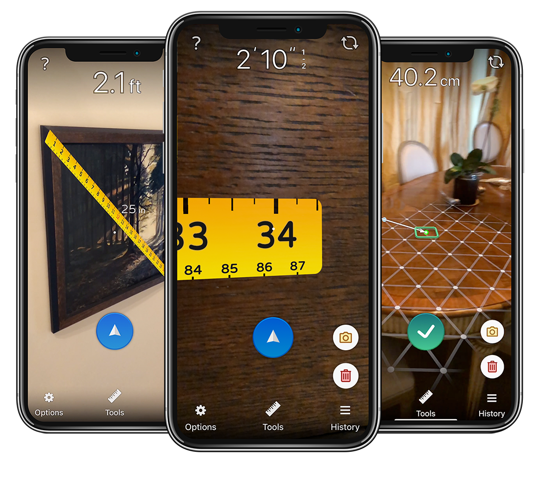 AirMeasure - The Best AR Tape Measure App for iPhone and Android